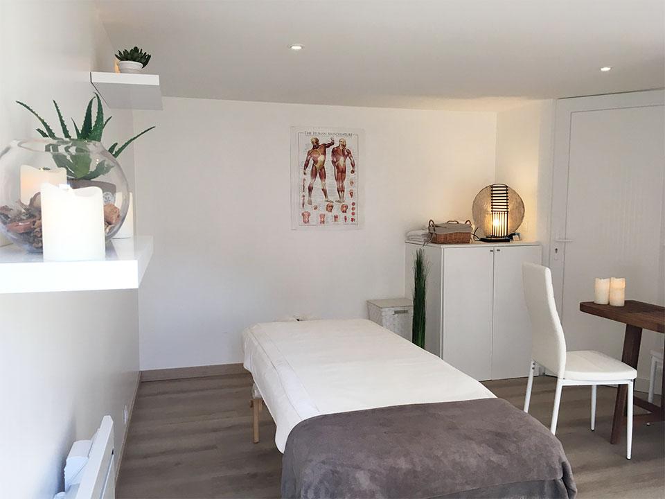 cabinet de massage